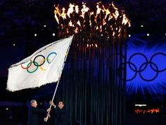 London Olympics 2012 - Closing ceremony  Dr Sanjay Kumar Cardiothoracic Cardiac Heart surgeon India