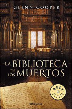 La biblioteca de los muertos #novela #ficcion