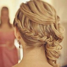 under-braid to the side