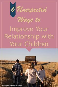 6 Unexpected Ways to Improve Your Relationship with Your Children Natural Parenting, Parenting Books, Gentle Parenting, Parenting Teens, Parenting Advice, Teaching Kids Respect, Positive Discipline, Christian Parenting, Adult Children