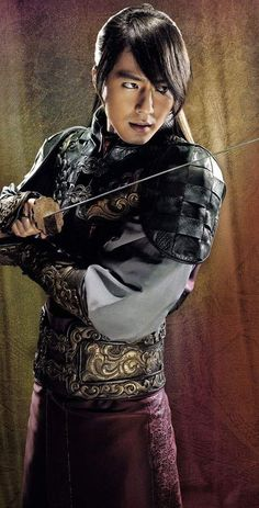 Чо Ин Сон  조인성  Jo In Sung | Фильм Ледяной цветок 쌍화점 Ssang-Hwa-Jeom | A Frozen Flower. Глава стражи Хон Рим.