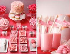 Usually I am anti pink since I am a Valentine's day baby but this is too cute...