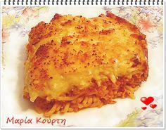 Diabetic Recipes, Cooking Recipes, Lasagna, Pasta, Ethnic Recipes, Health, Food, Kitchen, Cooking