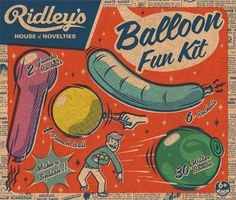 Balloon Fun Kit