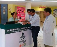 #Principales IMSS Chiapas disminuye tiempos de espera con iniciativa UNIFILA. http://noticiasdechiapas.com.mx/nota.php?id=88898 …
