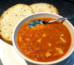 Make and share this Mommy's Manhattan Style Clam Chowder recipe from Genius Kitchen. Clam Chowder Soup, Clam Chowder Recipes, Fish Chowder, Clam Recipes, Fish Recipes, Seafood Recipes, Soup Recipes, Cooking Recipes, Healthy Recipes