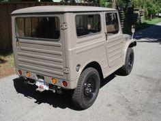 Suzuki lj20 tintop