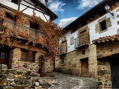 Spain - Jalon de Cameros, La Rioja