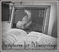 Better Than Eden: Scriptures for Miscarriage