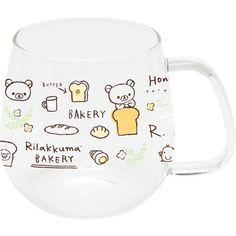 耐熱ガラスマグカップ(リラックマベーカリー) | リラックマのお店 | いつでもリラックマ