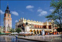https://flic.kr/p/6L9ZHd | Main Market Square | Cloth Hall | Krakow - Poland