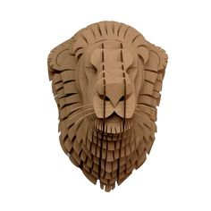 Leon Lion Trophy Head
