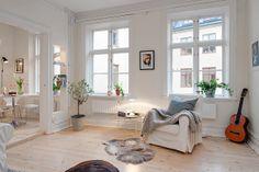 my scandinavian home: A beautiful, classic Swedish apartment