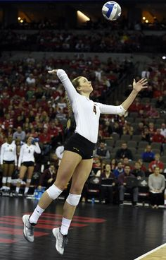Paige Tapp @paige_tapp 4 @GopherVBall #Gophers #NcaaVb #Volleyball 17 Dec 2015