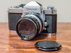 Nikkormat FTN Nikkormat Nikon Film Camera Vintage Camera