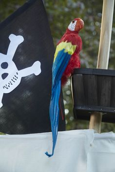 Jake and the Never Land Pirates Birthday Party Planning Guide #Birthday #Kids #BirthdayExpress