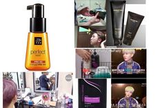 Male cosmetics in S. Korea + the list of cosmetic products BTS use Bts Makeup, Ulzzang Makeup, List Of Cosmetics, Makeup Cosmetics, Bts Memes, Korean Makeup Tips, Gym Workout Videos, Bts Clothing, Bts Face
