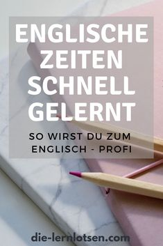 Englische Zeiten im Überblick Become an English professional! English times learned quickly. The formation and use of the english tenses can be found clearly explained and explained in this article. This makes English grammar child's play. English Grammar, Teaching English, English Lessons, Learn English, Educational Websites For Kids, Educational Activities, Importance Of Time Management, Organized Mom, Thing 1