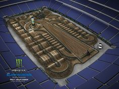 Dirt Bike Track, Rc Track, Motocross Tracks, East Rutherford, Satchel, Racing, Toy, Bags, Ideas