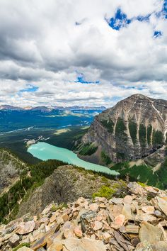 Devil's Thumb Scramble in Banff National Park | Get Inspired Everyday!