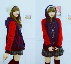 #Korean #fashion #cute