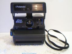 Polaroid One Step Close up 600 Instant Film by ALEXLITTLETHINGS