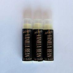 Vanilla Bean Lip Balm by DelightBeauty on Etsy, $2.75