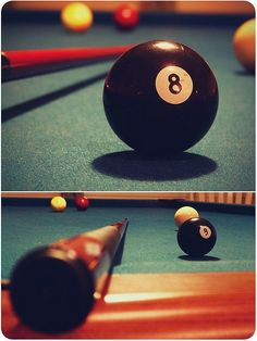 B is for Billiards