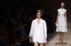 Paris fashion week: Valentino Spring/Summer 2013