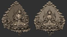 This is our work for a Printing Project for client in Viet Nam. :slight_smile: Tile: Quan Am Bo Tat Soft: Zbrush Sculpting by: D'sculpt Studio Budha Statue, Sculpt Studio, Zbrush, Statues, Sculpting, Buddha, 3d Printing, This Is Us, Lion Sculpture