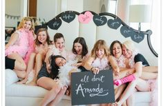 Maybe I do want a bachelorette party...and the first 3 are awesome! 17 Fun Bachelorette Party Ideas