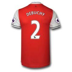 Arsenal 16-17 Mathieu Debuchy 2 Hjemmebanetrøje Kortærmet.  http://www.fodboldsports.com/arsenal-16-17-mathieu-debuchy-2-hjemmebanetroje-kortermet.  #fodboldtrøjer