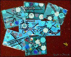 Oui c'est la rentrée ... et c'est de saison, la Gazette procède à un remaniement… High School Art, Middle School Art, Pre School, Math Crafts, Arts And Crafts, Blooms Taxonomy, Ecole Art, Math Art, Art Lessons Elementary
