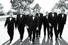 groom and groomsmen photography shot