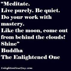 Enlightenment...