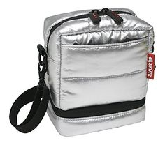 Skutr Instax Camera Bag for Fujifilm instax mini 8 or Polaroid 300 Cameras Sil *** You can get additional details at the image link.