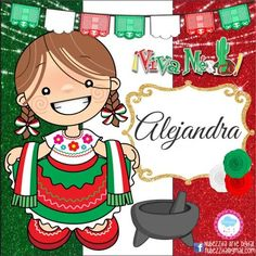 un abrazote y q Viva Mexico! Mexican Menu, Mexican Party, Hispanic Heritage Month, Gadgets, Art Projects, Diy And Crafts, Minnie Mouse, Clip Art, Disney Characters