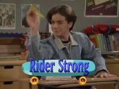 Happy birthday, Rider Strong: 7 GIFs of Shawn Hunter being the best on 'Boy Meets World' - Zap2it | News & Features