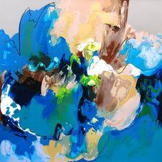 Tilly Wils - Papaver in Blauw