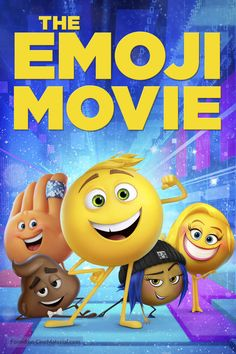 The Emoji Movie  (4/9/18)