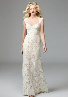 Willowby by Watters Twilla 57114 Wedding Dress photo