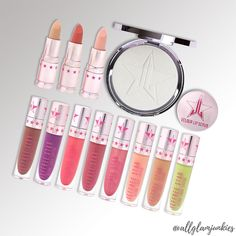 Jeffree Star Cosmetics Chrome Summer Collection - Deutschland kaufen