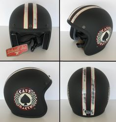 ...._OLD SCHOOL HELMETS