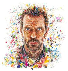 by charis tsevis.   Look all the pills! HOUSE