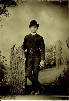 My Daguerreotype Boyfriend. Tintype of an unknown young man. I love this site! Man candy to feed the history nerd girl in me.