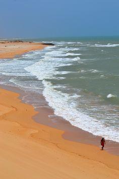 Punta Gallinas / Guajira / Colombia. Admiring its beauty and immensity #travel #adventure #culture #colombia #guajira