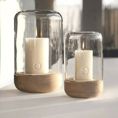 Cove Hurricane Lamp