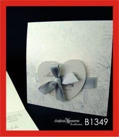 Invitación de boda elegante - Nueva colección