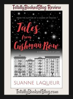 TALES FROM CUSHMAN ROW – THE VENERY SERIES by SUANNE LAQUEUR | TotallyBookedBlog