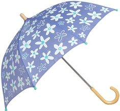 PVC-free Hatley umbrella. Sized for kids under 10 yrs.